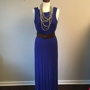 ROLLA COSTER MAXI DRESS